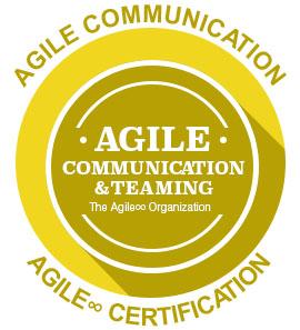Agile Communication Certification logo